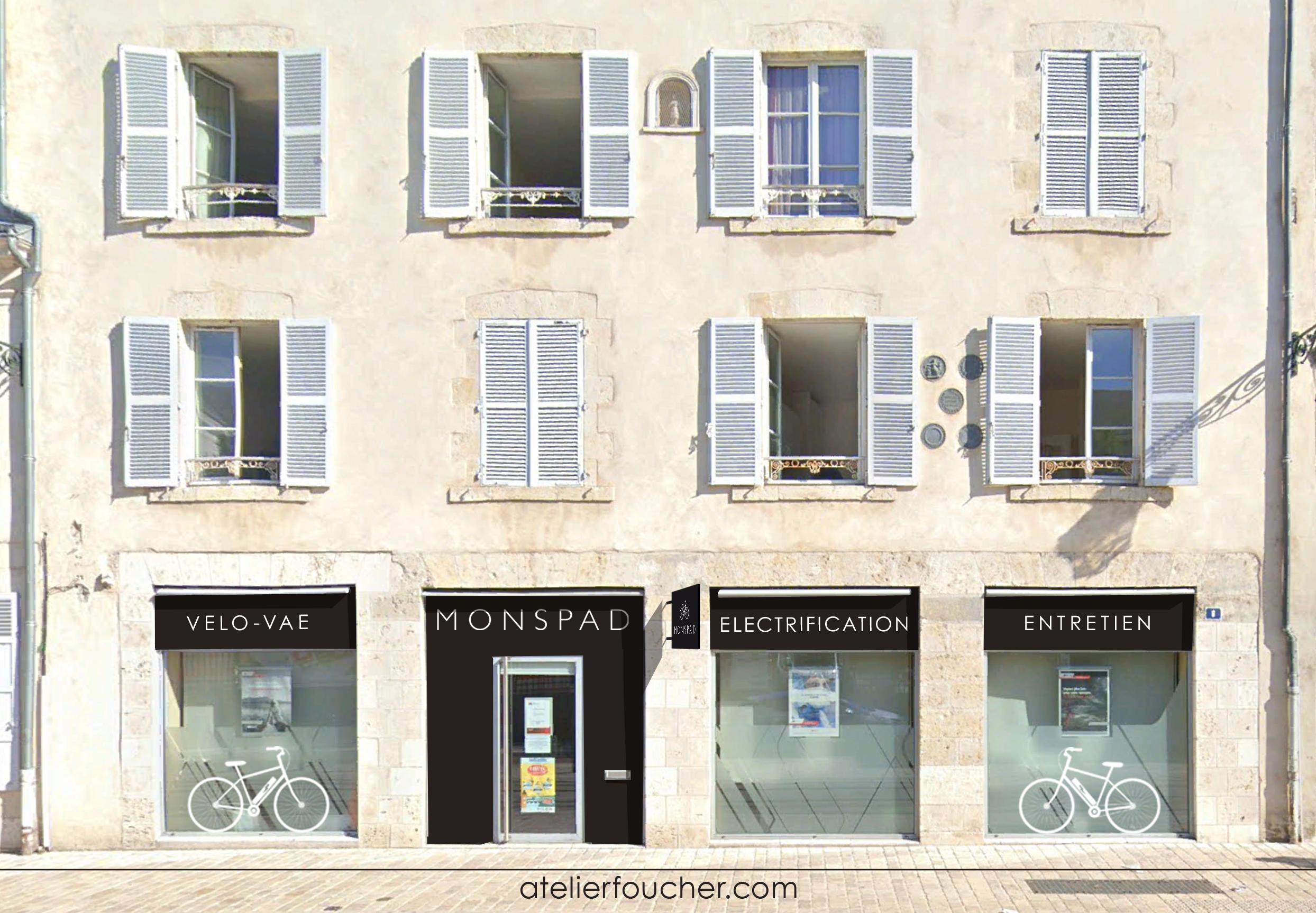 boutique monspad orléans